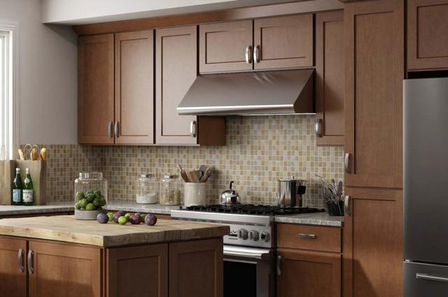 Luxor Cinnamon Kitchen Cabinets - Cabinetdrop