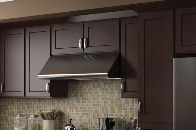 Luxor Espresso Kitchen Cabinets - Cabinetdrop